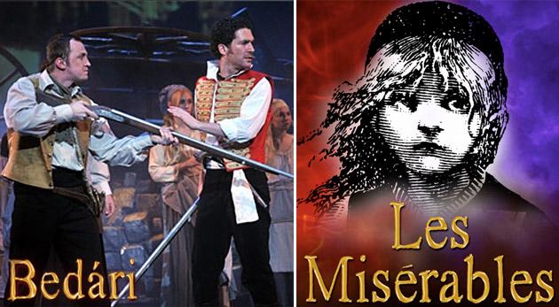 Súťaž o 3 vstupenky na muzikál Les Misérables - Bedári