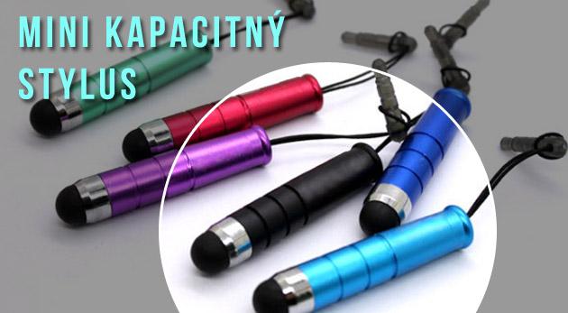 Súťaž o 5 kapacitných dotykových pier