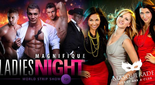 Súťaž o 4 vstupenky na lukratívnu striptízovú show v Bratislave a Žiline