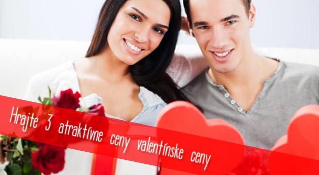 Valentínska súťaž ZaMenej.sk o atraktívne ceny