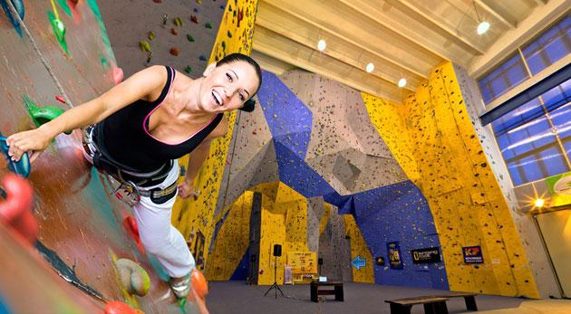 Súťaž o 3 kurzy lezenia na lezeckej stene s inštruktorom v Bratislave
