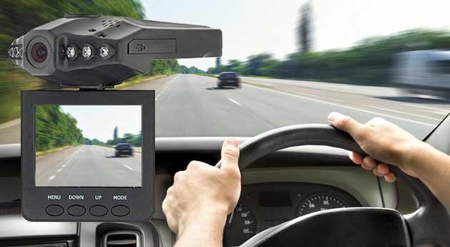 Súťaž o kameru do auta s nočným videním