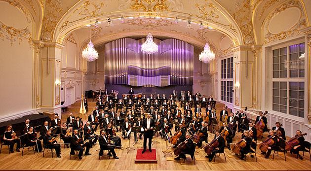 Súťaž o vstupenky na otvárací koncert Bratislavských hudobných slávností v Slovenskej filharmónii 25.9.2015