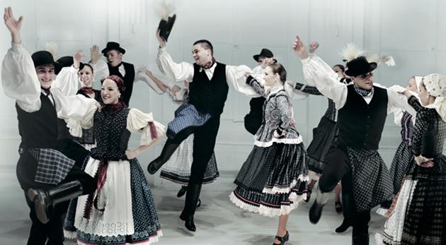Súťaž o vstupenky na predstavenia Tanečného divadla Ifjú Szivek