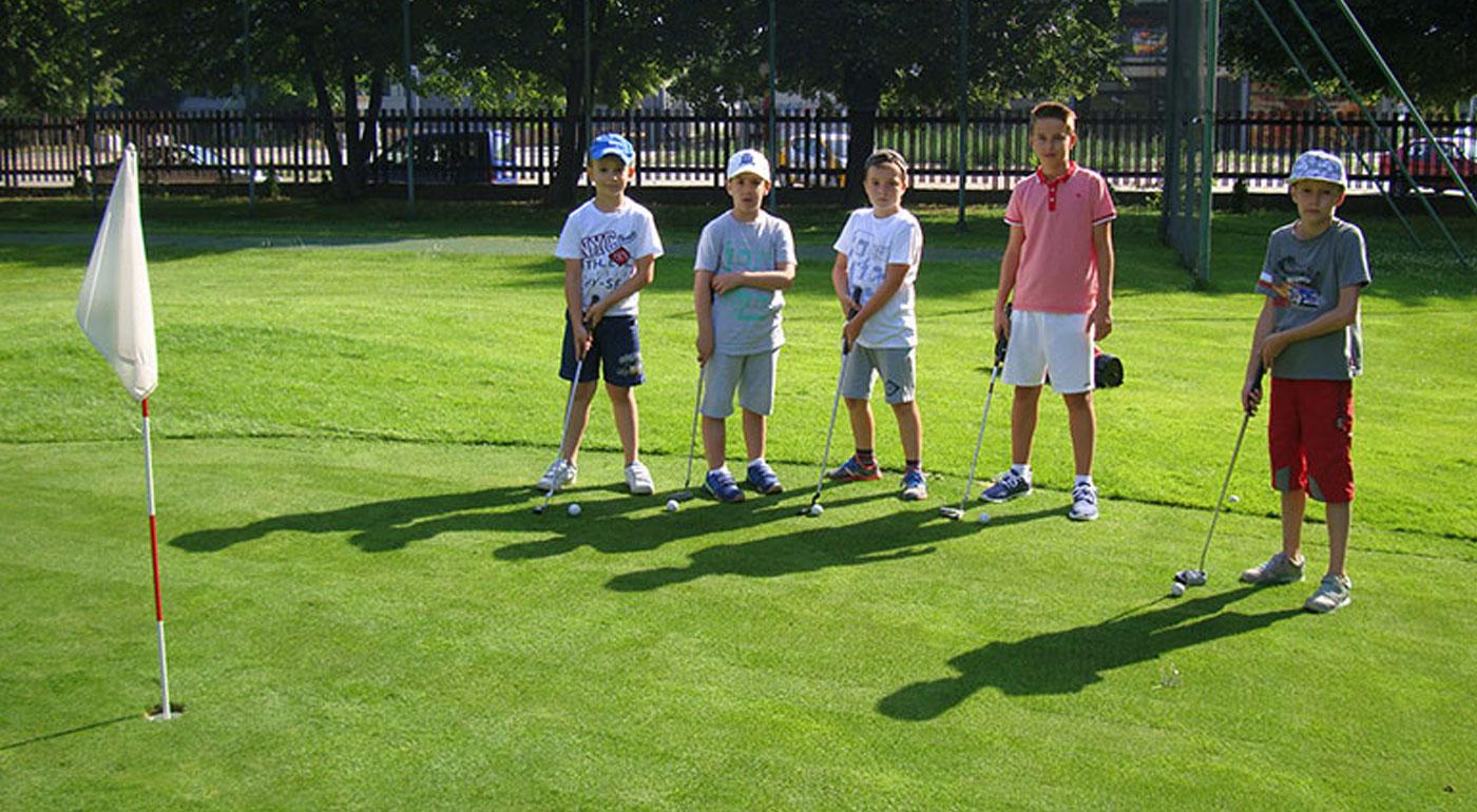 Súťaž o celotýždňový pobyt v letnom tábore Rytieri a kňažné golfu