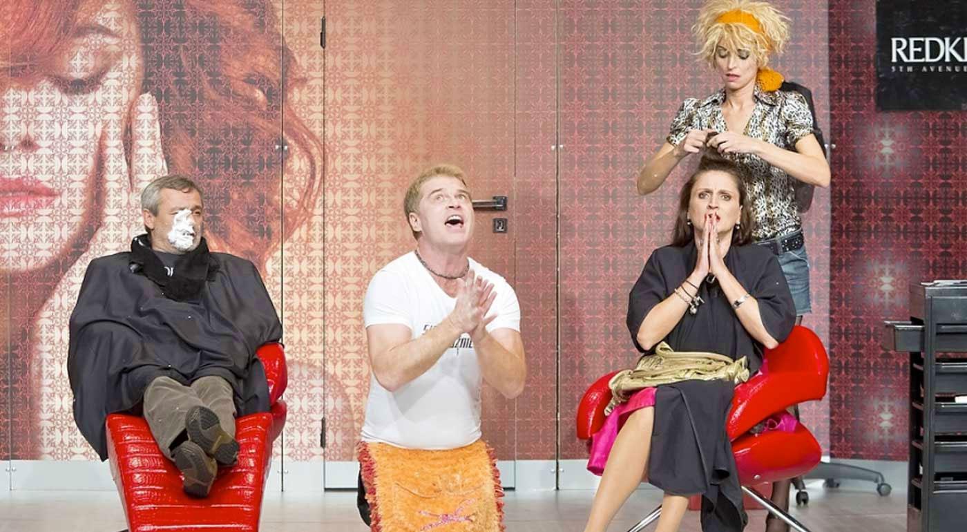 Súťaž o 2 vstupenky do divadla Wüstenrot