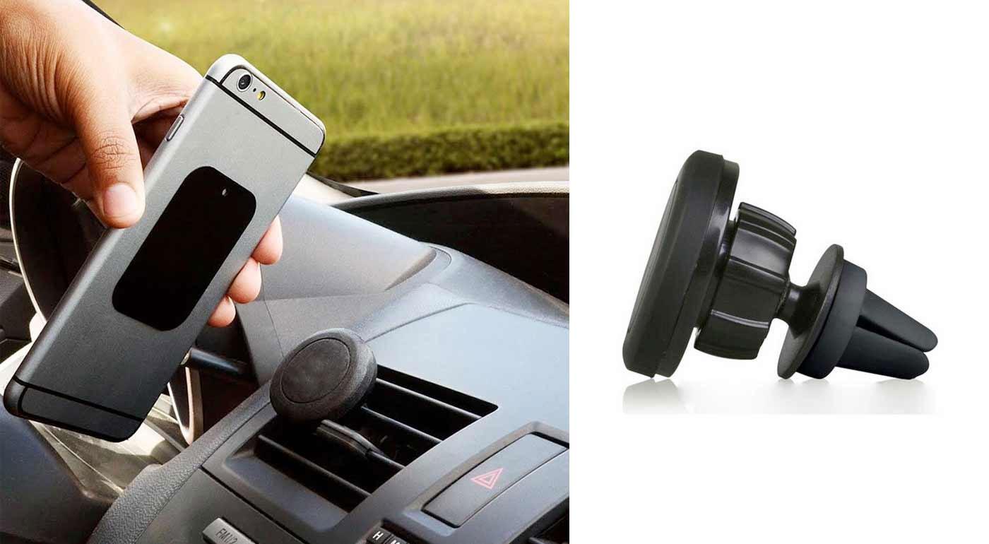 Súťaž o magnetický držiak na mobil