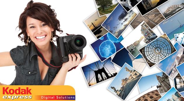 Súťaž o 2 kupóny na 50 fotografií rozmeru 9 x 13 cm od Kodak Express vrátane poštovného