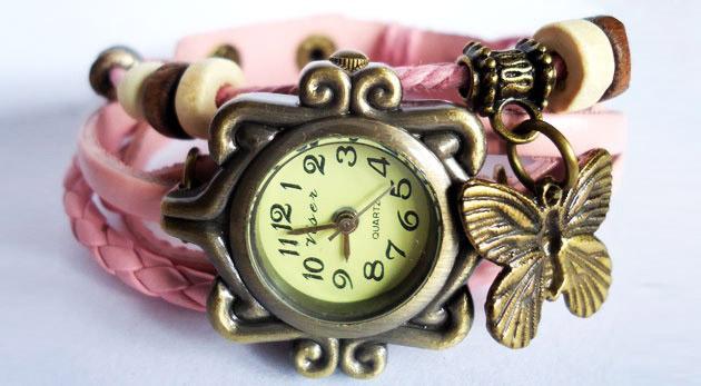 Súťaž o 3 hodinky pre dámy v štýle VINTAGE vrátane poštovného