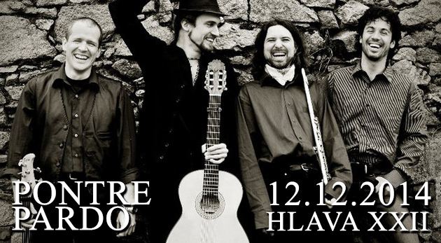 Súťaž o dve vstupenky na koncert fenomenálnej flamenco kapely Ponte Pardo v Bratislave