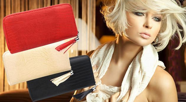 Súťaž o dve dámske peňaženky
