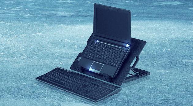 Súťaž o dve chladiace podložky pod notebook