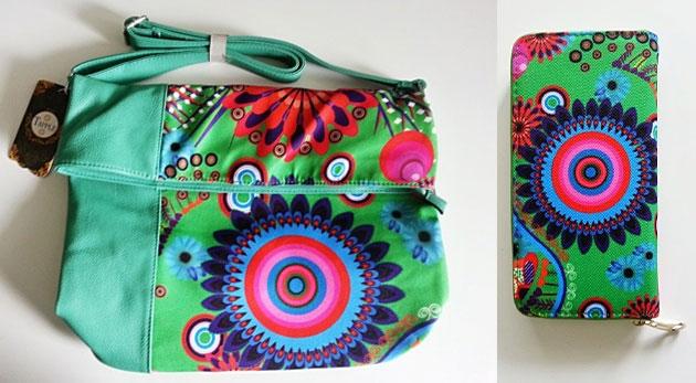 Súťaž o letnú dámsku kabelku a peňaženku