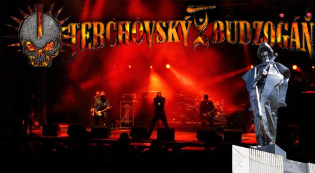 Súťaž o 2 trojdňové permanentky na rockový festival Terchovský budzogáň