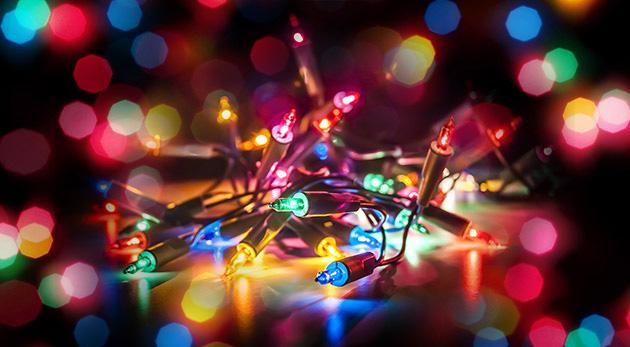 Súťaž o vianočné led svetielka