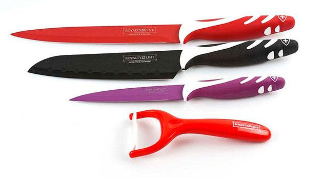Súťaž o sadu nožov v darčekovej kazete
