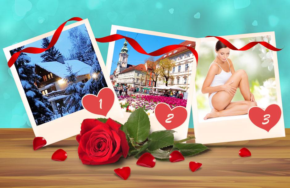 Valentínska súťaž SetriZa3.sk o krásne romantické ceny