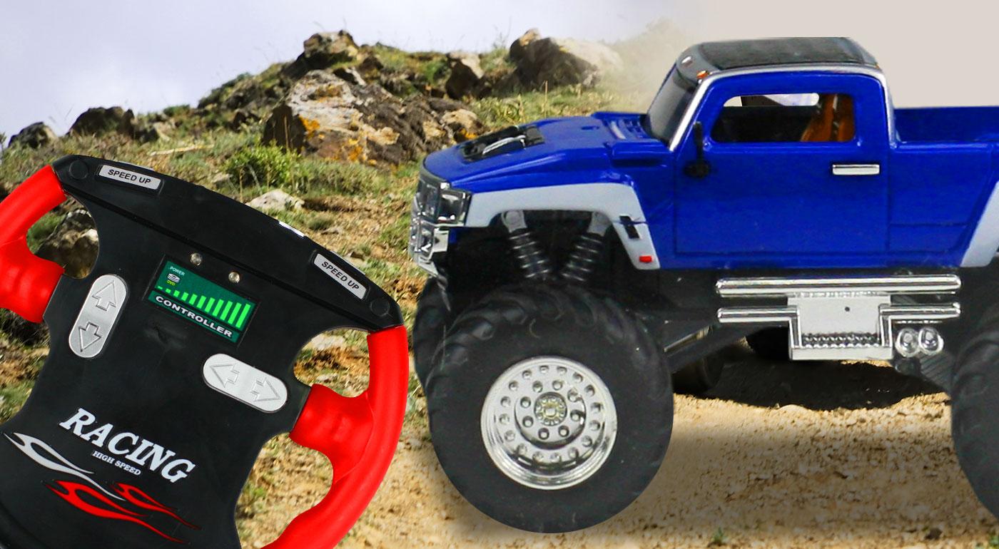 Súťaž o RC model auta Hummer v mierke 1:43