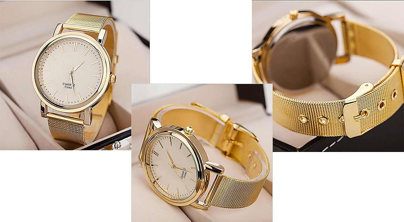 Súťaž o klasické dámske kvalitné hodinky značky Quartz