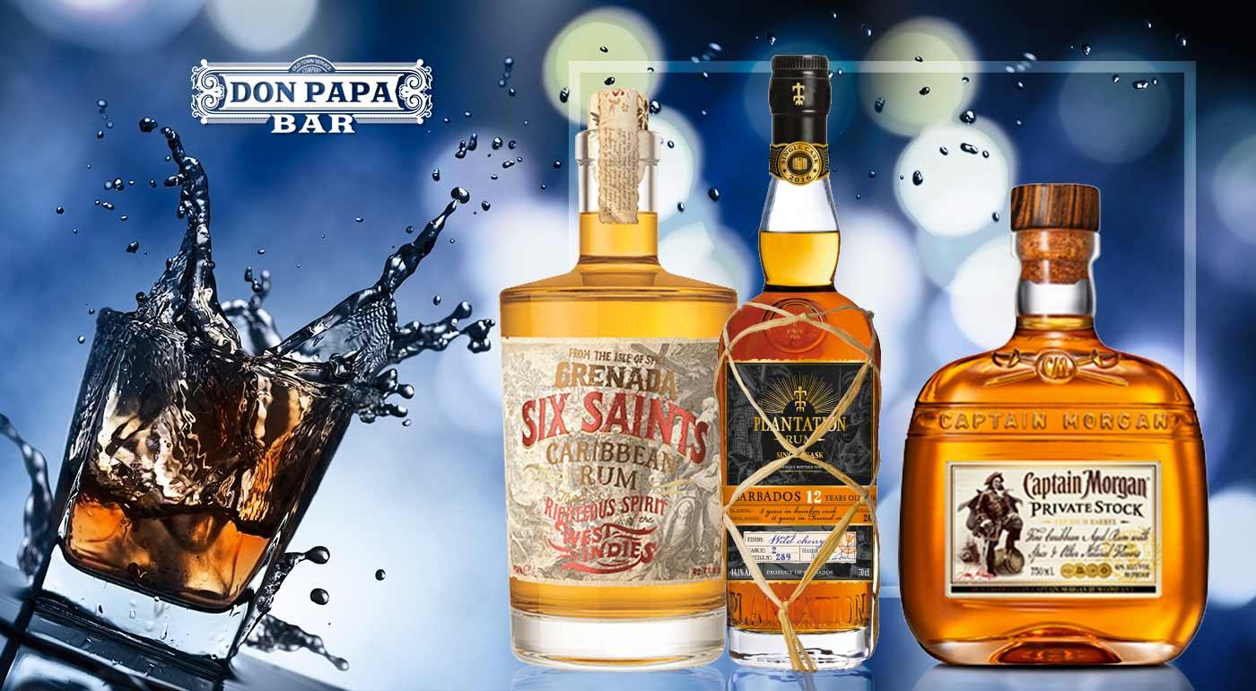 Súťaž o vstupenky na skvelú degustáciu svetových rumov Bottles.sk v Don Papa Bar