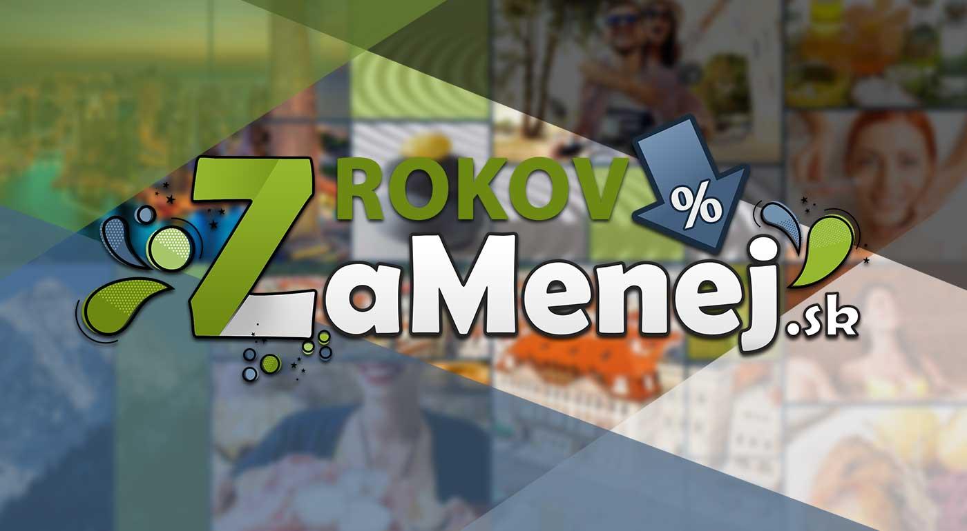 7. Veľká narodeninová súťaž ZaMenej.sk - až 33 skvelých cien!
