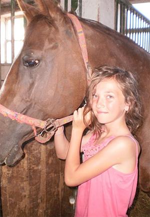 ranch Amadeus - detský tábor