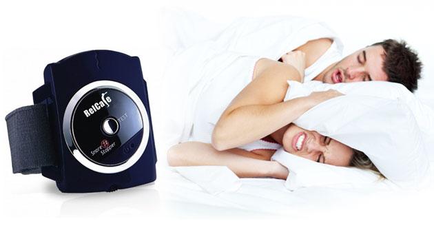 Hodinky proti chrápaniu - patentovaný recept na kvalitný spánok. Dajte zbohom prebdeným nociam!