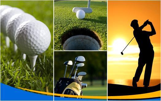 Ako zaa s golfom - krok za krokom Golfov klub Bora