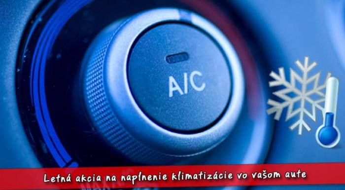 943b88107 Plnenie klimatizácie vášho automobilu - ochrana pred letnými horúčavami.