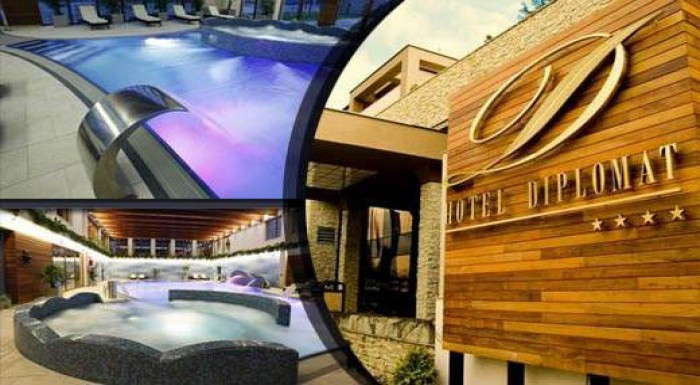 Pre veľký záujem opäť v ponuke! Luxusný hotel DIPL