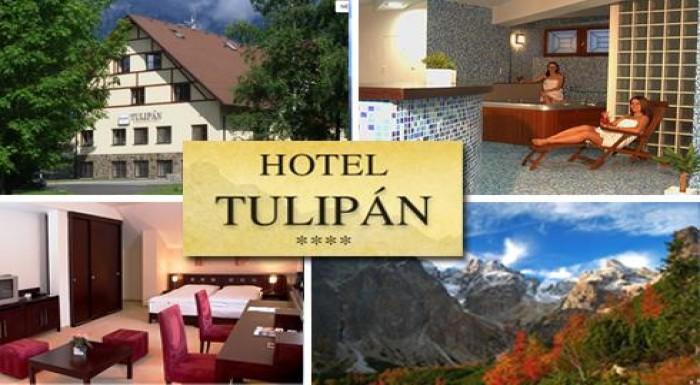 Jesenný pobyt a romantika v srdci Vysokých Tatier