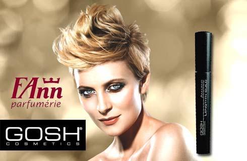Dámy,aj vy večne hľadáte tú správnu...? Exkluzívna PREDLŽUJÚCA RIASENKA značky GOSH so zľavou 54% v sieti parfumérií FAnn!