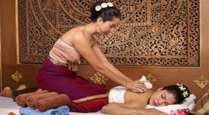 """60 minút jedinečnej Thajskej masážnej procedúry """"B"""