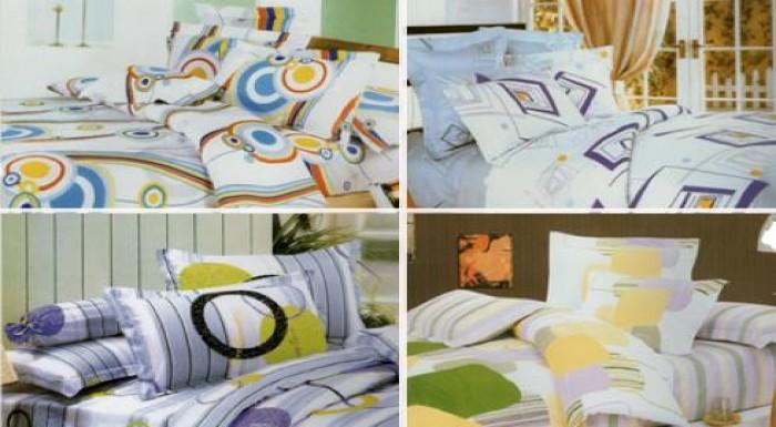 Krásna nová posteľná bielizeň v 39 farebných preve