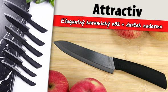 Keramický nôž (vrátane poštovného a balného) za 11,99€