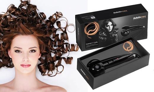 Originál kulma na vlasy Babyliss PRO Perfect Curl  b1ab117a1e4