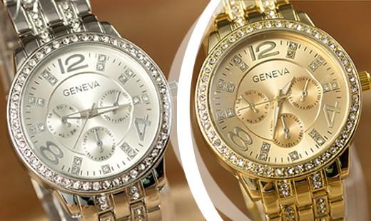 14bf0d7ac2d Luxusné hodinky značky Geneva