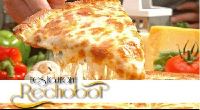 Fotka zľavy: Skvelá chrumkavá pizza iba za 1,99 € ! Príďte si j