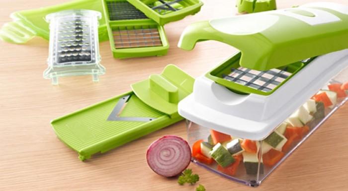 Fotka zľavy: Multifunkčná sada kuchynských krájačov