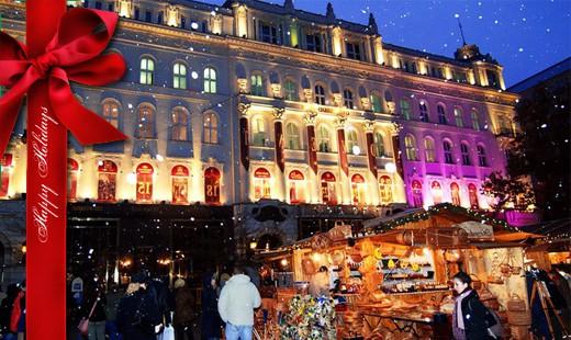 03e686d7c Vianočná SÚŤAŽ o zájazd do adventnej Budapešti a T | ZaMenej.sk