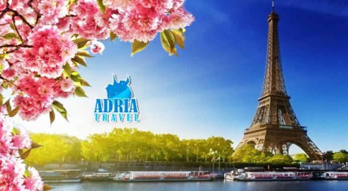 Užite si pobyt v romantickom Paríži