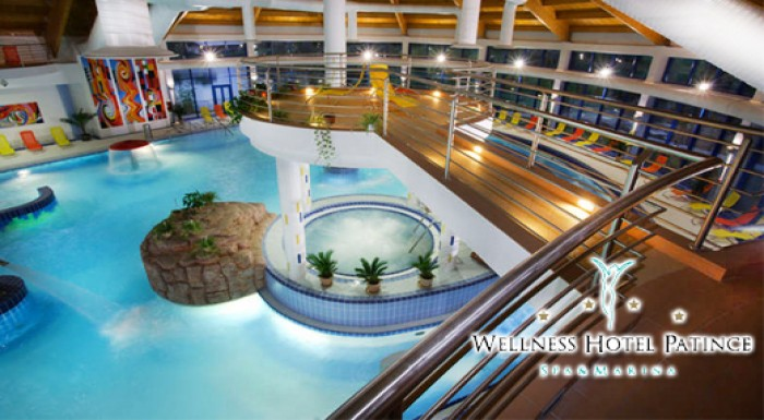 Celodenný vstup do bazénového a saunového sveta We