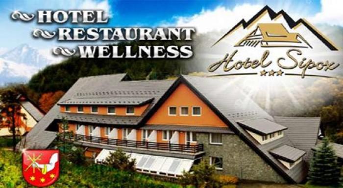 Hotel Sipox***, Vysoké Tatry- SÚŤAŽ