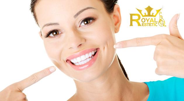 Nádherný biely úsmev za najnižšiu cenu! Belšie zuby až o 6 odtieňov bez použitia peroxidu + darček.