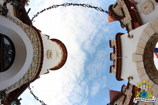 Zamek pod Brzozami