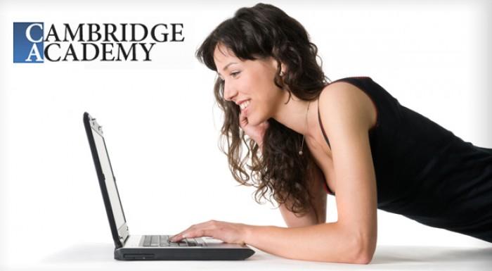 Online kurz angličtiny v Cambridge Academy