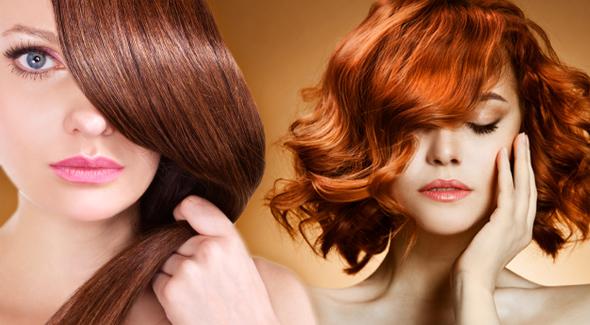Zmeňte farbu vlasov alebo ich oživte melírom!