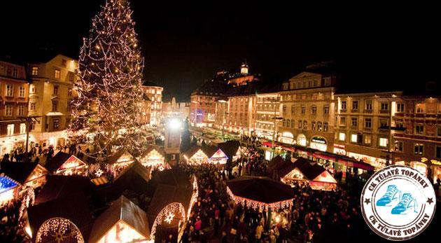 Zájazd do predvianočného rakúskeho mesta Graz - história, vianočné trhy i nezabudnuteľný beh čertov v jednom!