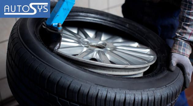 Zimné prezutie pneumatík v Lamači