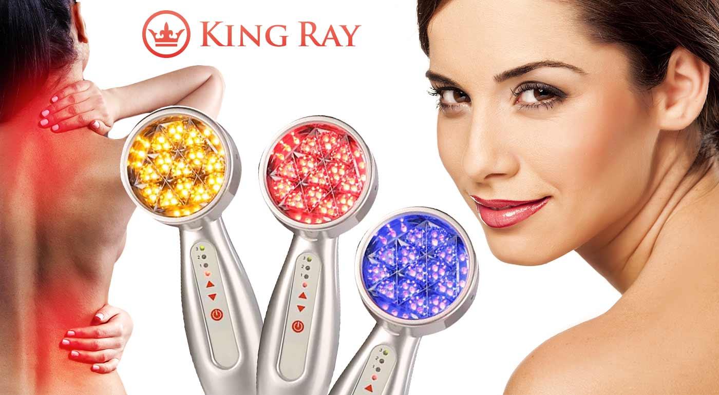 Svetelná terapia pomocou biolampy Biogene II alebo Stimlight s polarizáciou a 4 farebnými filtrami